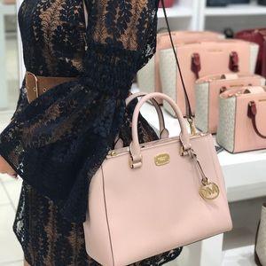 Michael Kors Blossom MD leather Bag